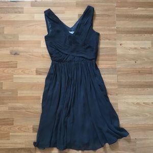 Grey Formal Short Dress